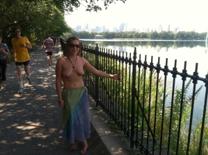 Central Park, NYC, Summer 2015. Sunday afternoon. Met people from all over the world. Not a single one from New York! Do New Yorkers even go to Central Park?