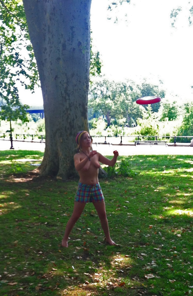 Blog Frisbee blog
