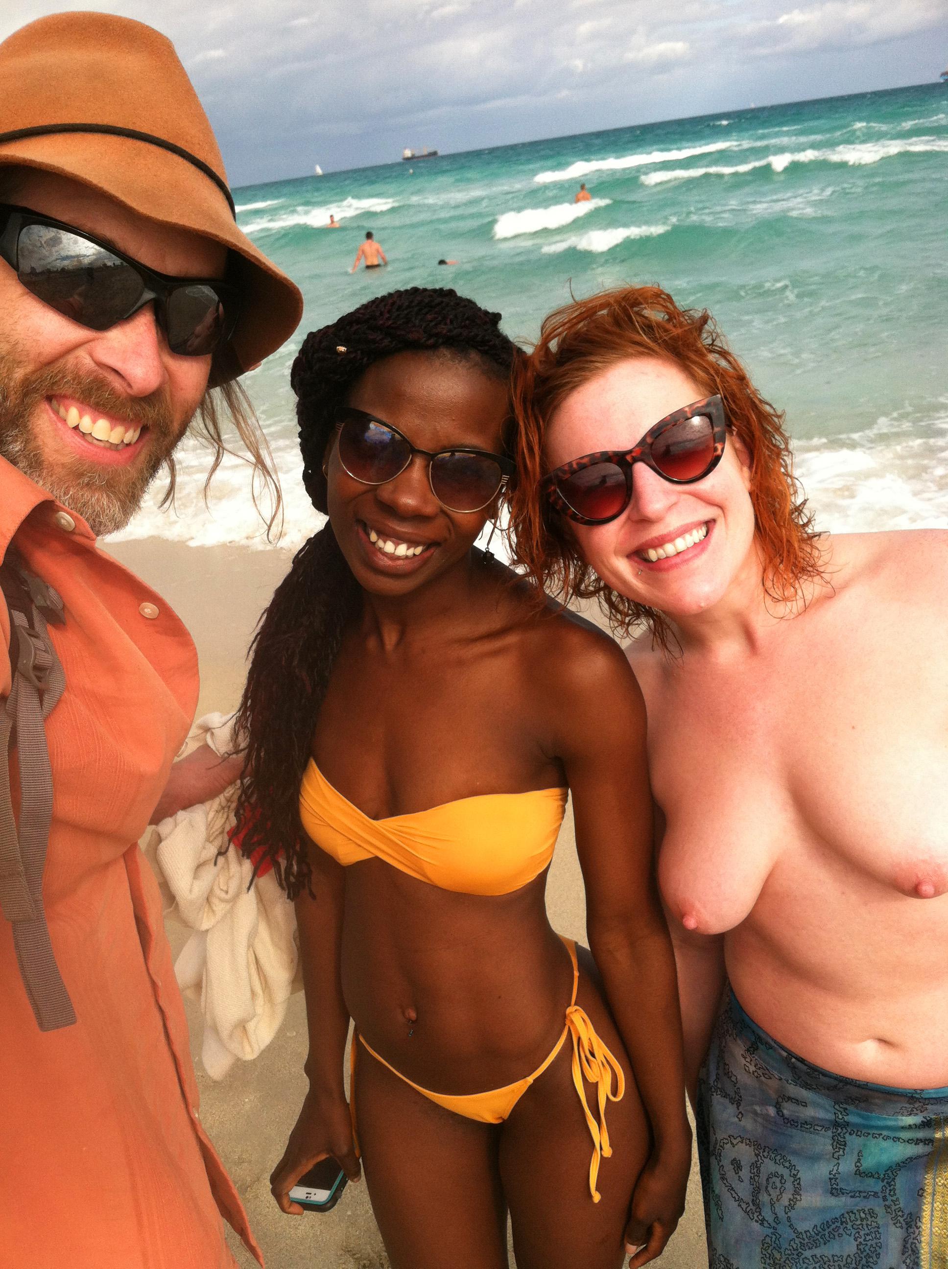 Naked spreadeagled girls shaved