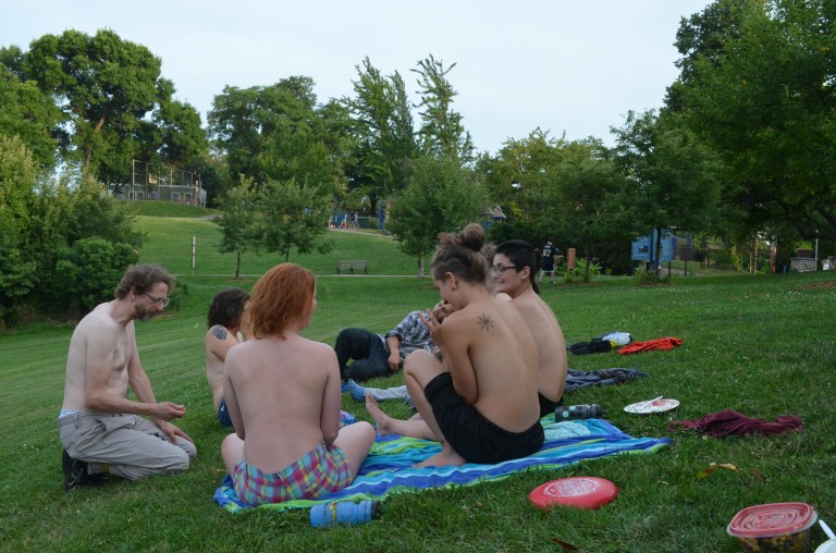 Frick Park, Pittsburgh, Pennsylvania, Summer 2016